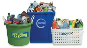 Recyclables After Leaving Your Bin