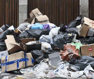 Read these Don'ts for Safe Waste Disposal