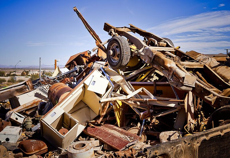Junk Removal Golden Valley