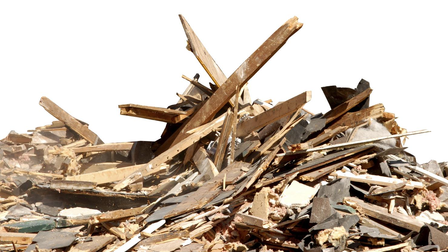 6 Hazardous Materials Typically Found in Demolition Waste
