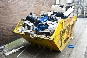 Getting Rid of Business Waste
